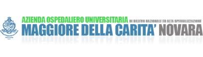 Logo dell'azienda ospedaliero-universitaria maggiore della carità di Novara