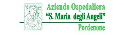 Logo dell'azienda ospedaliera santa maria degli angeli di Pordenone