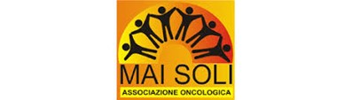 Logo dell'associazione oncologica Mai Soli di Romano d'Ezzelino