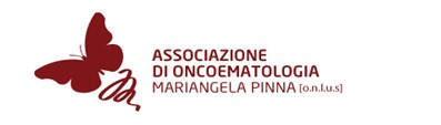 Logo dell'Associazione di oncoematologia Mariangela Pinna di Sassari