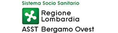 Logo dell'ASSt Bergamo Ovest Treviglio