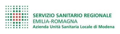 logo dell'Azienda unità Sanitaria Locale di Modena