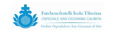 Logo Ospedale Fatebenefratelli Isola Tiberina di Roma