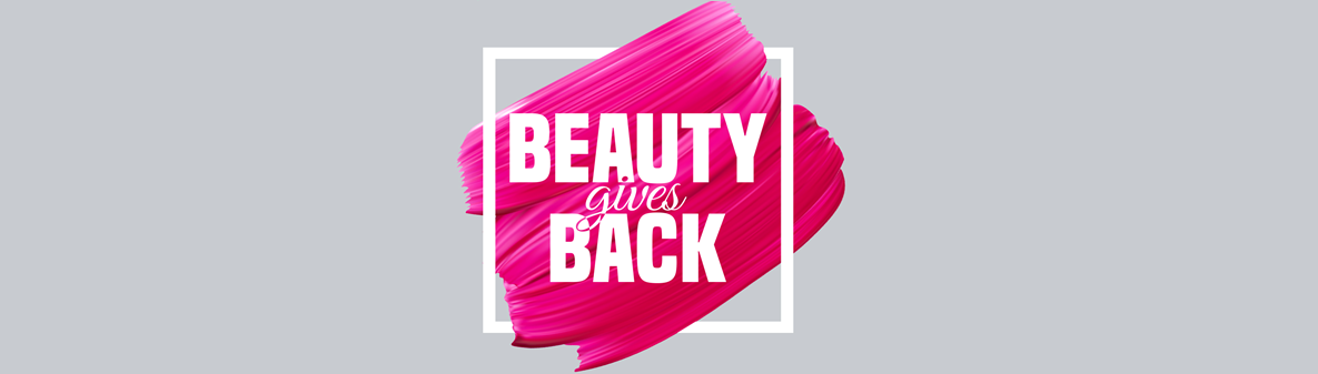 Logo di Beauty Gives Back
