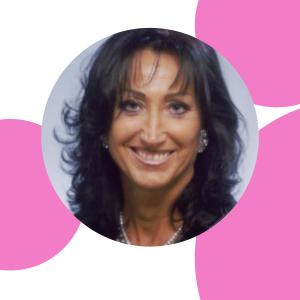Luisa Barzizza, consulente di bellezza per La forza e il sorriso Onlus
